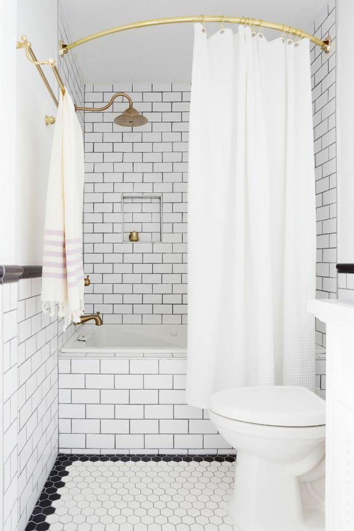 Azulejos Blancos Para Banos 9 Ejemplos Imprescindibles Lavabo
