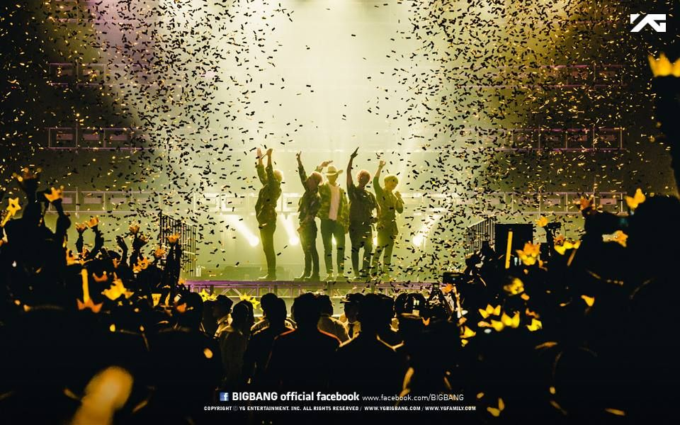 Bigbang Dominates The Charts With Let S Not Fall In Love And