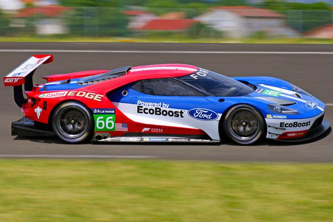 Imsa Busy Months Ahead For Ford Gt Program Ford Gt Ford Gt Le Mans Super Cars