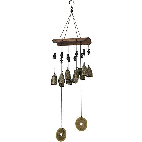 asian wind style chimes