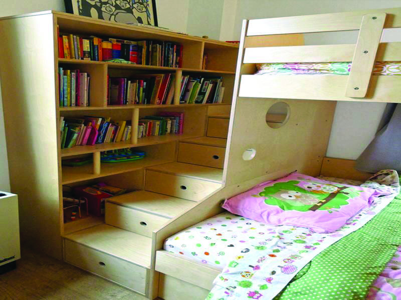 25 Free Diy Bunk Bedroom Plans Suggestions That Will Certainly Conserve A Bunch Of Bed Room Space Kid Beds Bunk Beds With Stairs Kids Bunk Beds