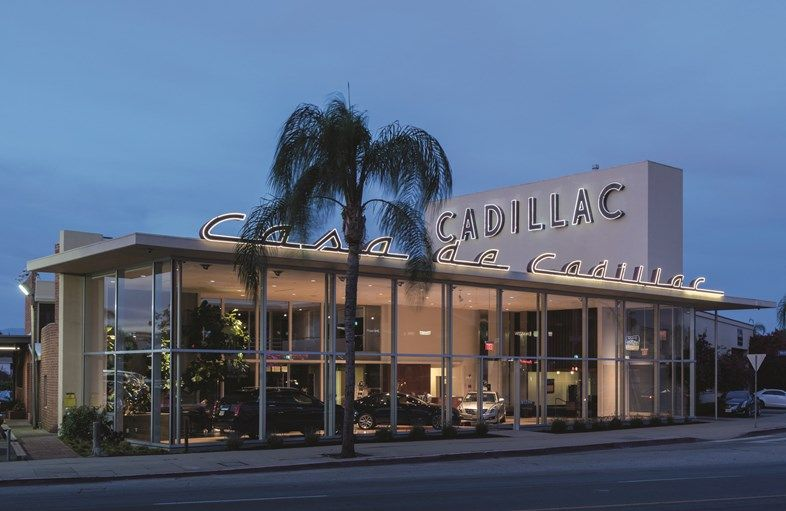 Casa De Cadillac >> California S Mid Century Modern An Architectural Roadtrip