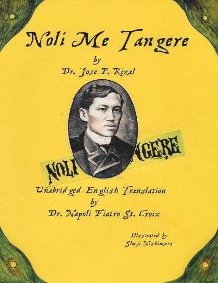 This Is The Greatest Satire Novel Of Dr Jose Rizal In English