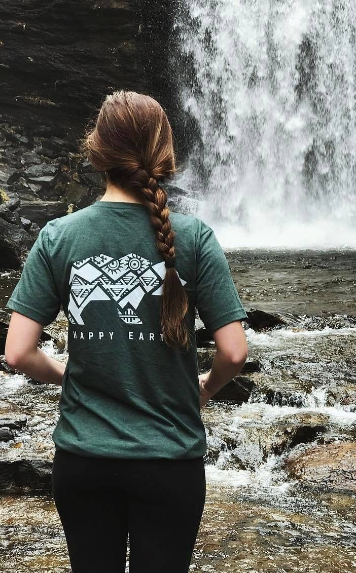 Happy Earth Apparel | Save 15% off your entire purchase with coupon code 'BJanx15' | Protect a part of our planet with every purchase!