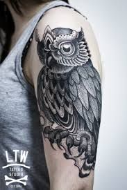 Resultado De Imagen Para Tatuajes Buhos Significado Yazmin