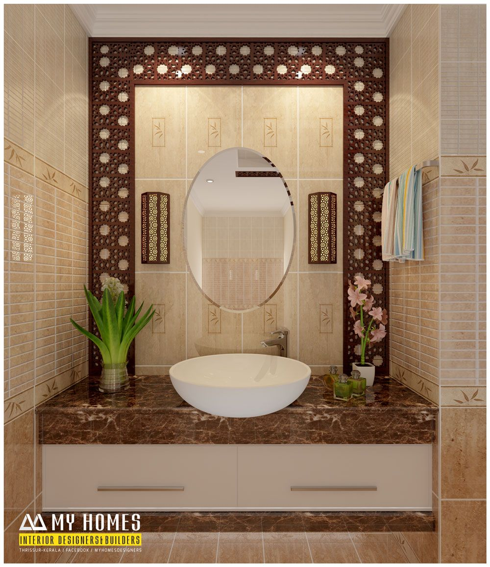 Charmant Kerala Bathroom Designs  (1000×1155)