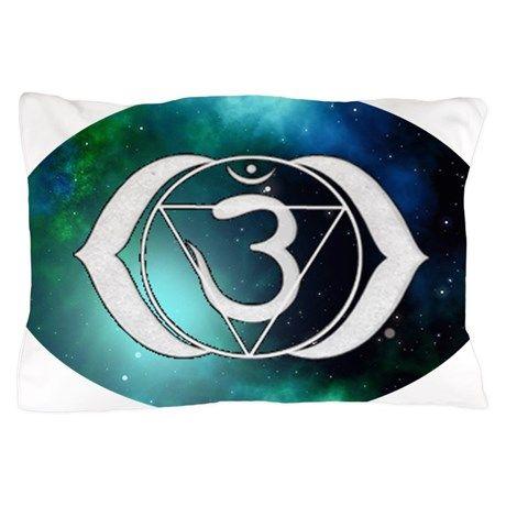 3rd Eye Chakra Pillow Case