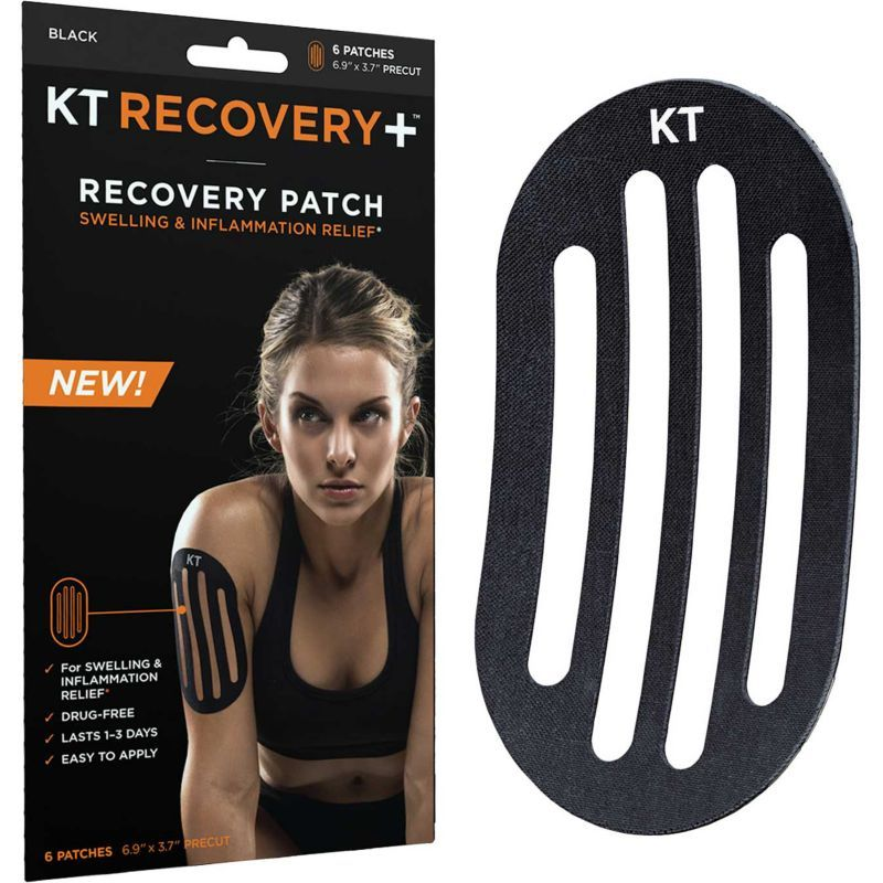 KT Recovery+ Recovery Patch 6 Pack Kinesiology taping