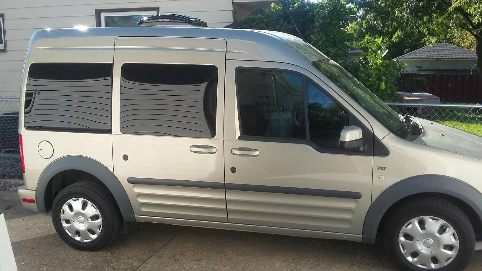 2013 Transit Connect Campervan Fuel Efficient Great Daily Driver