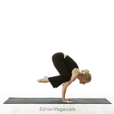 yoga poses  ekhart yoga  crow pose yoga poses poses
