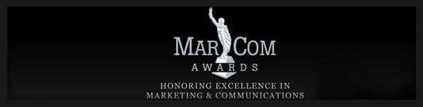 Two MarCom Awards for Excellence in Web Design