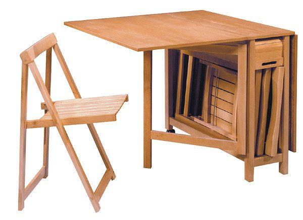 Mesa comedor para espacios peque os algo m s practico - Mesas para comedores pequenos ...