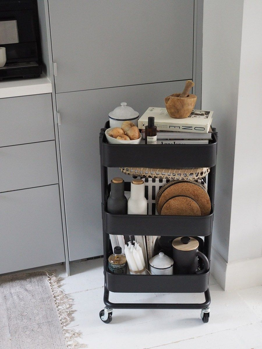 Photo of [AD] 6 simple storage solutions for new build homes and small spaces – cate st hill