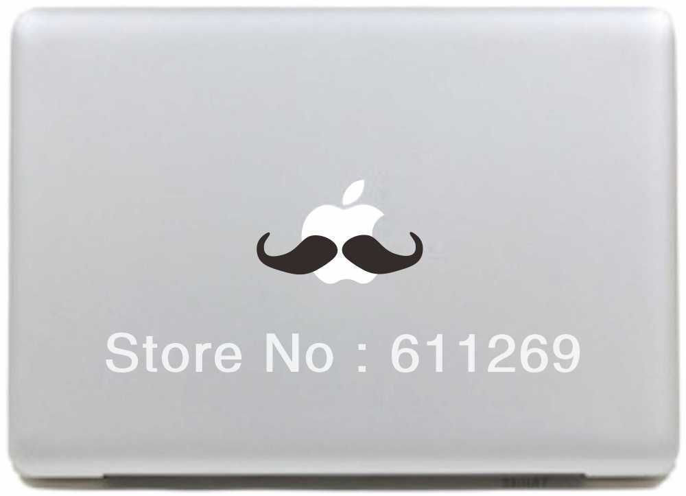 Free shippingbeard499vinyl decal protective laptop sticker for apple macbook air pro