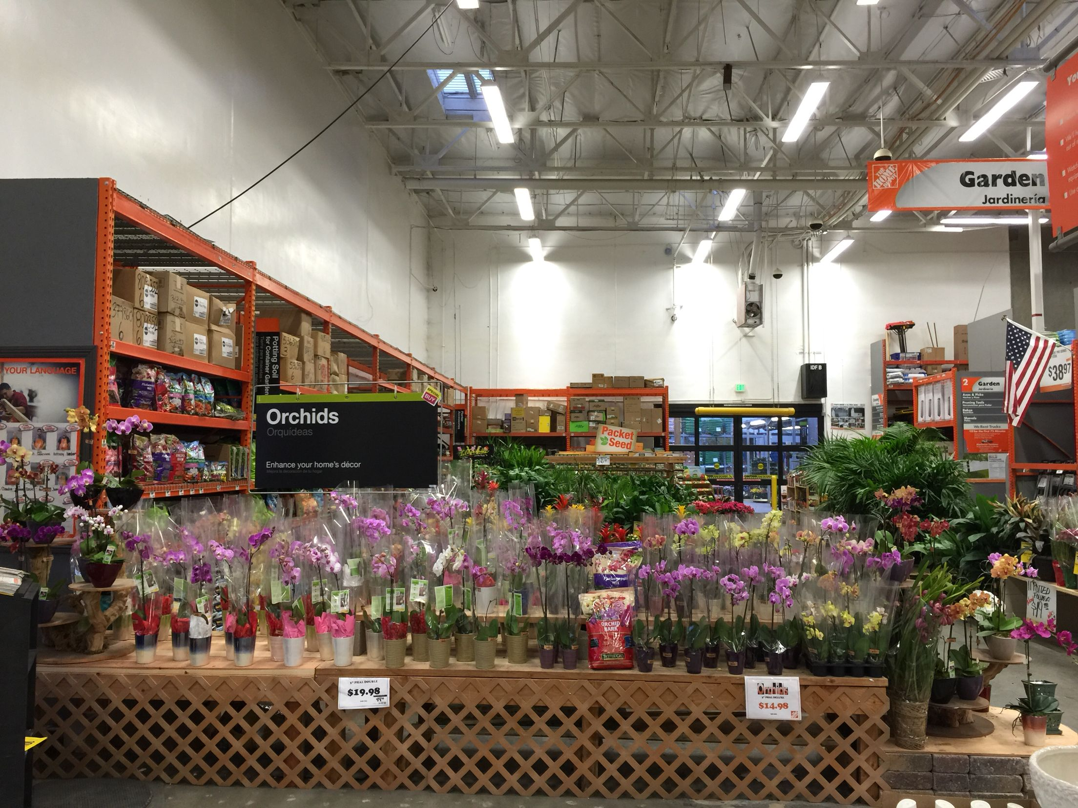 Home Depot Mission Viejo