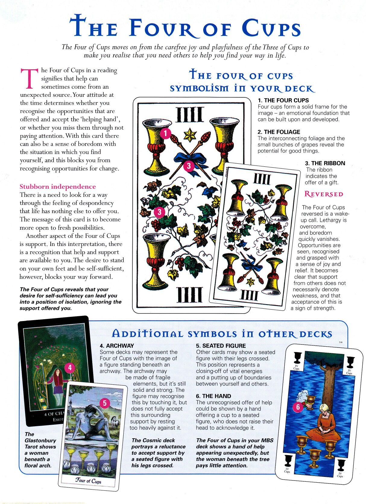 Pin by lilith nightsong on tarot meanings