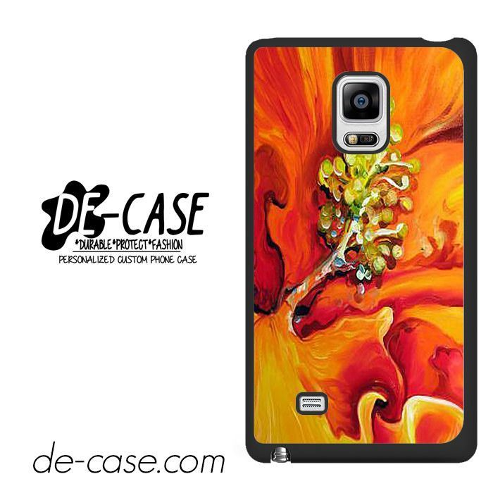 Flower Painting DEAL-4303 Samsung Phonecase Cover For Samsung Galaxy Note Edge