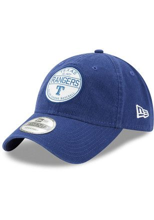 new product 99c51 ee27b ... australia new era texas rangers mens blue core standard 9twenty  adjustable hat 6bc19 29e7b
