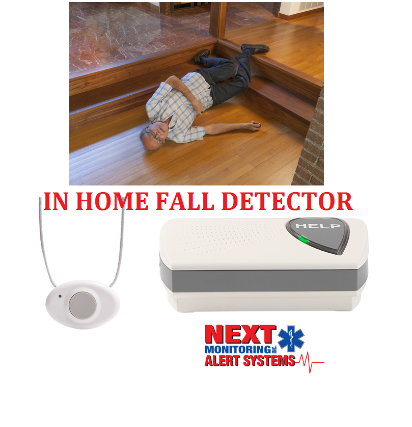 Fall Detection System Local Company Offers Personal