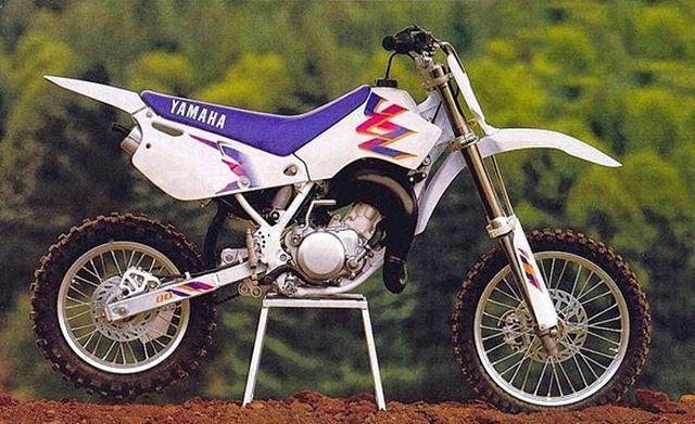 1993 Yamaha Yz80 Yz80 Evo Superevo Yz Yamaha 1993 Mx Motocross Oldskool Vintage Motocross Yamaha Motocross Motorcross Bike