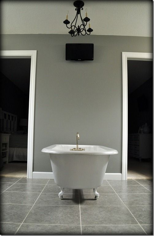 Black Bathroom Tubs