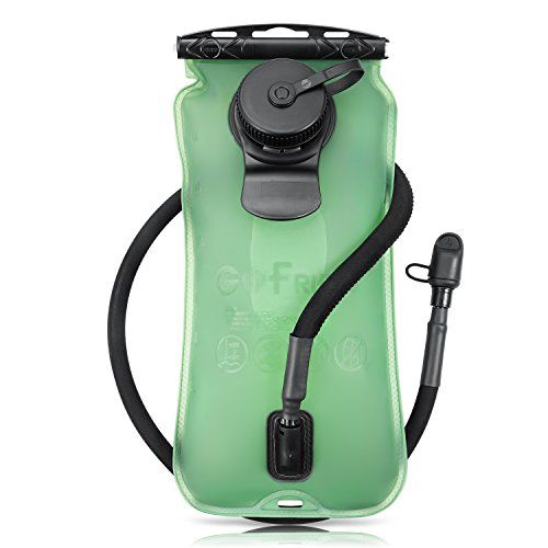 6d5b4923f5 GoFriend Outdoor Hydration Bladder Water Reservoir Pack 100oz 3 Litres 3L  Backpack System Water Bag BPAFREE FDA Approved Great for Cycling Hiking  Running ...