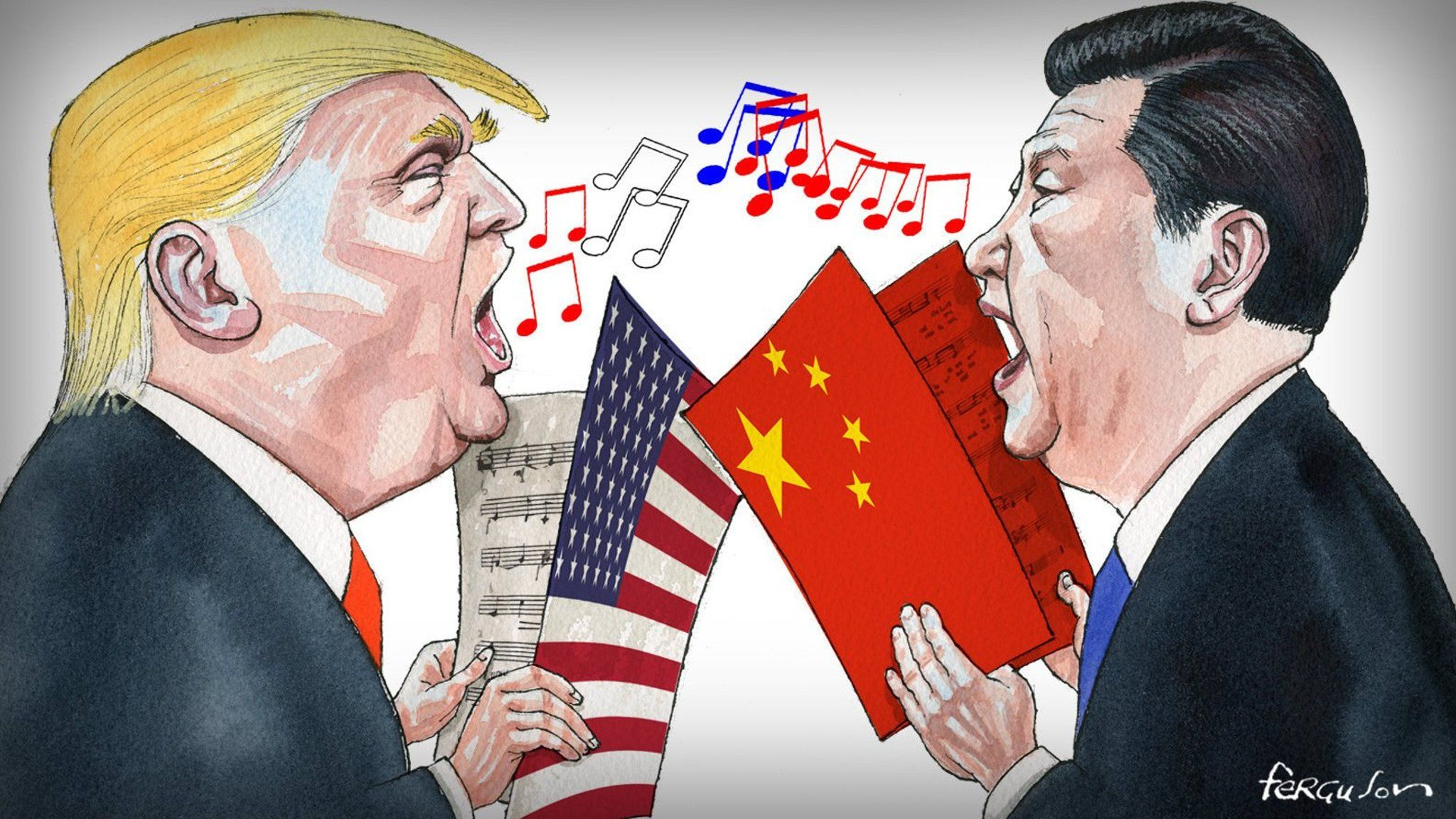Trump Xi And The Siren Song Of Nationalism In