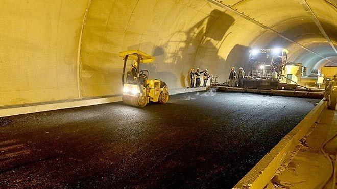 Konak Tünelleri 24 Mayıs'ta açılıyor