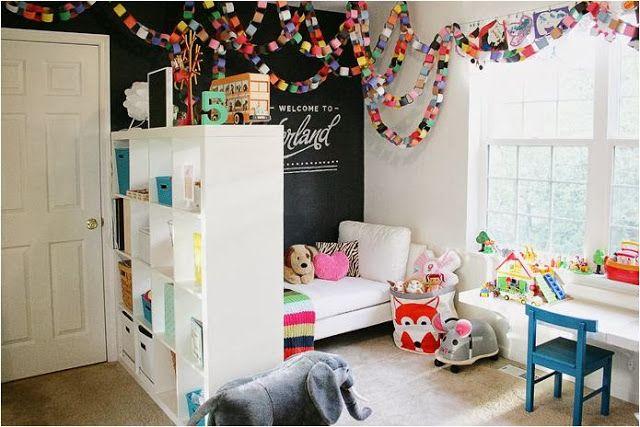 The Boo And Boy Playrooms Kid Room Decor Girl Playroom Organization