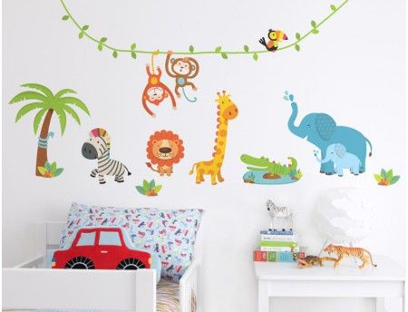 Genial How Decor Kids Wall Stickers For Bedroom Optimum Houses Decal Wish Treeg