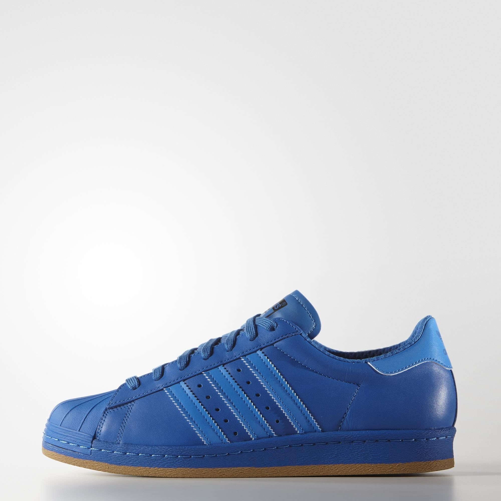 adidas Superstar 80s Nite Jogger Shoes Blue | adidas UK