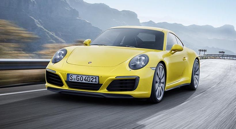 Porsche La Marca Favorita Para Comprar Un Auto Nuevo En Estados Unidos Porsche Porsche 911 Carrera 4s Porsche 911
