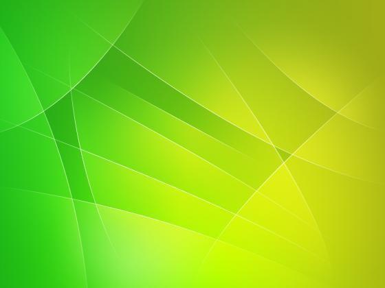 Aqua Green Yellow Wallpaper