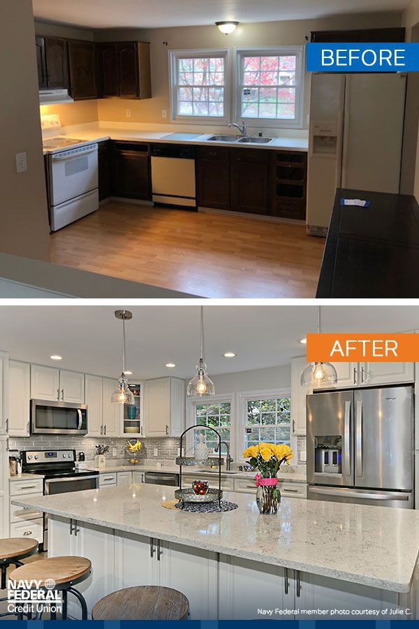 Create The Bright White Kitchen Of Your Dreams With The