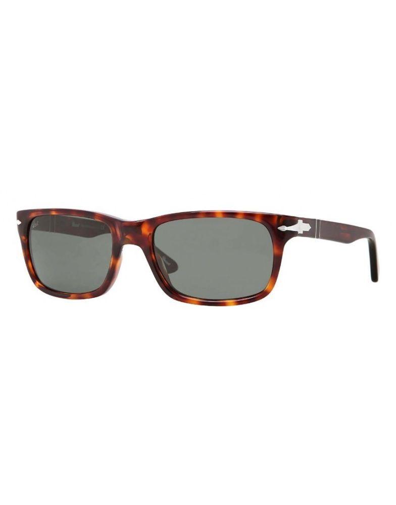 1662b506a7 Sunglasses PERSOL original PO3048S 24 31 58 Havana Crystal Green (eBay  Link) Crystal
