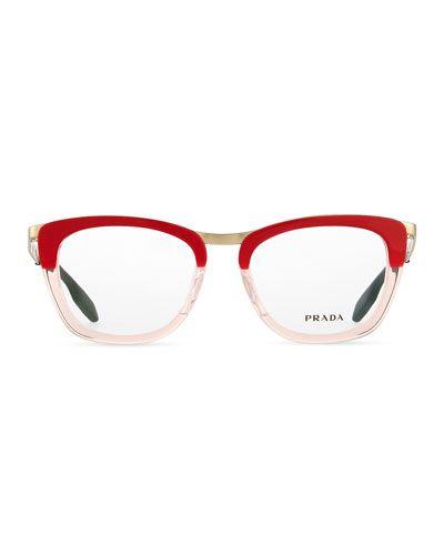 896c86acace D0WN5 Prada Ombre Fashion Glasses