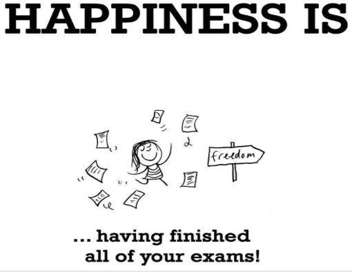 Having Finished All Your Exams Exam Quotes Funny Exam Motivation Quotes Good Luck Quotes
