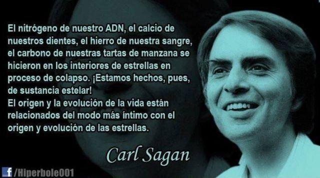Pin By Javier Garcia F On Espíritu Humano Carl Sagan