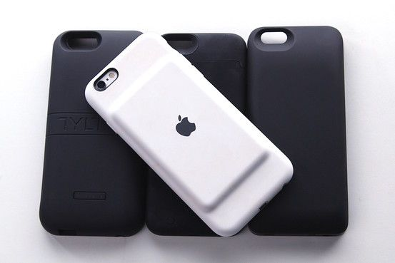 Apple Smart Battery Case Review Iphone Battery Life Nearly Doubled Iphone Battery Life Iphone Iphone Battery