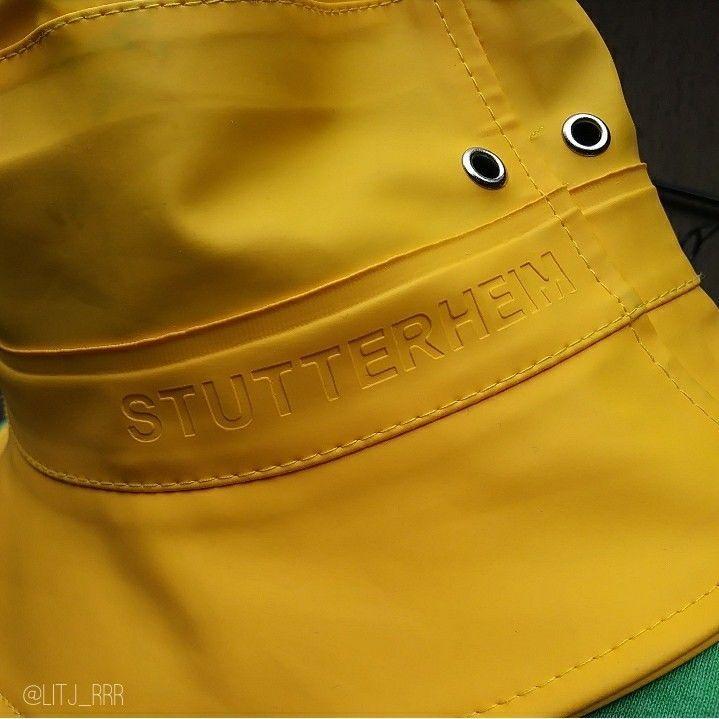 Stutterheim Beckholmen Waterproof Bucket Hat -  Outerwear  Outdoors   RainGear  Stutterheim  BucketHat  eBay  LearningInTheJourney 9fe645897630