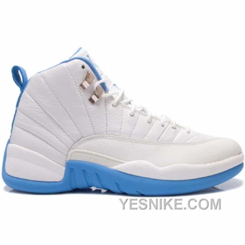 2105f31be33b2c http   www.anike4u.com  Air Jordan 12 Retro Melo White