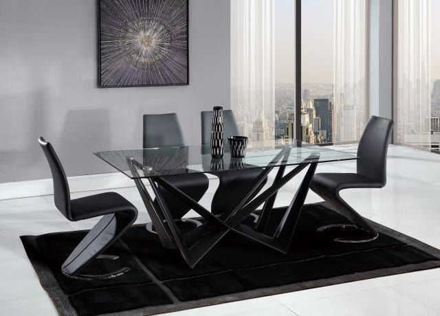 This Sleek New Age Dining Set Is Everything You Have Ever Dreamed