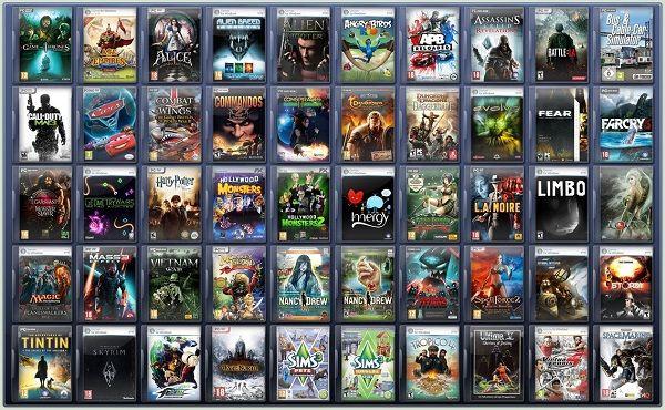 أفضل 7 مواقع لتحميل ألعاب و لجميع المنصات المختلفة Gaming Pc Game Icon Game Gratis