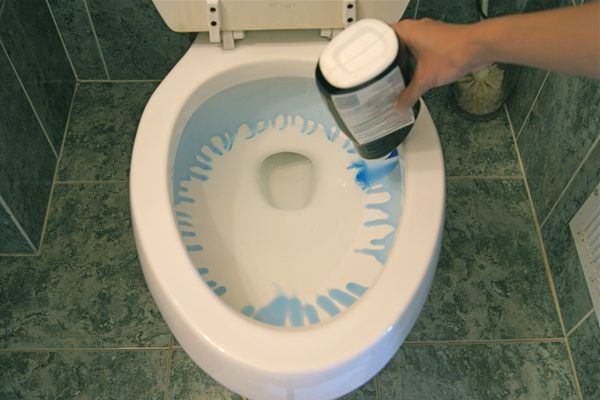 How To Get Rid Of A Severely Stained Toilet Bowl Toilet Bowl