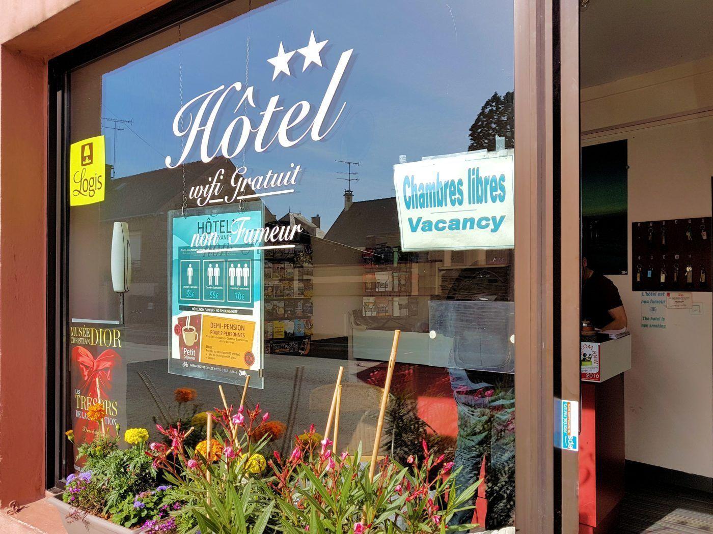 Where To Stay Near Mont St Michel La Tour Brette 2 Star Hotel