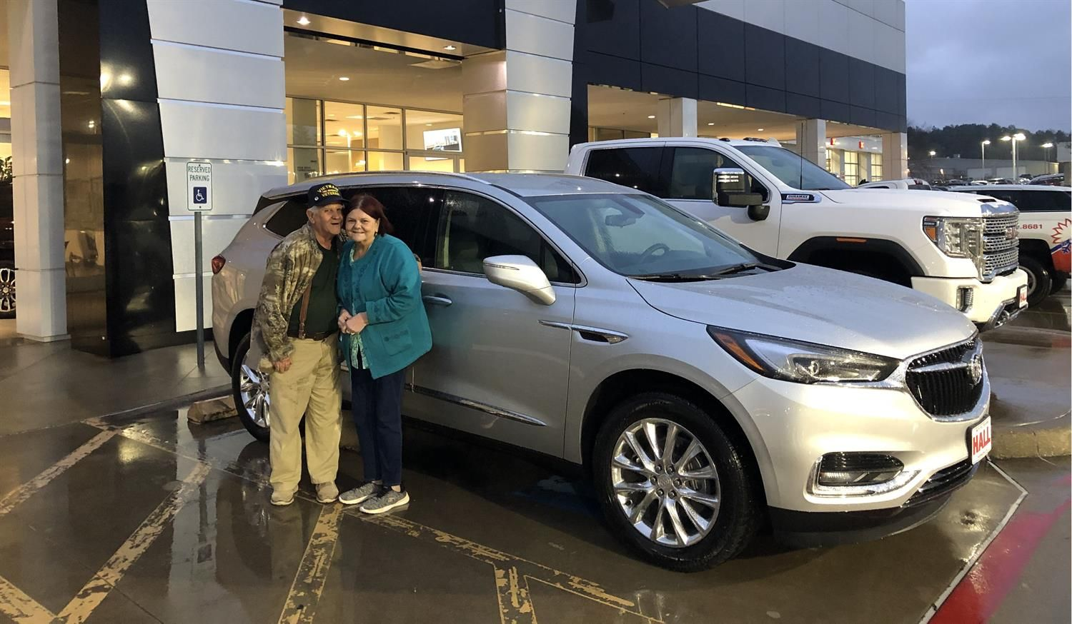 Charles And Debra We Hope You Enjoy Your New 2020 Buick Enclave Congratulations And Best Wishes From In 2020 Buick Gmc Congratulations And Best Wishes Buick Enclave