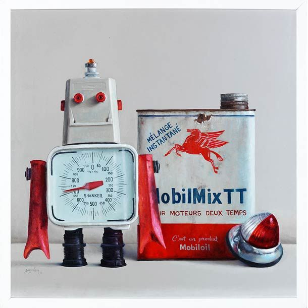 Pitarque Robots – Recyclage et Robots rétro | Ufunk.net