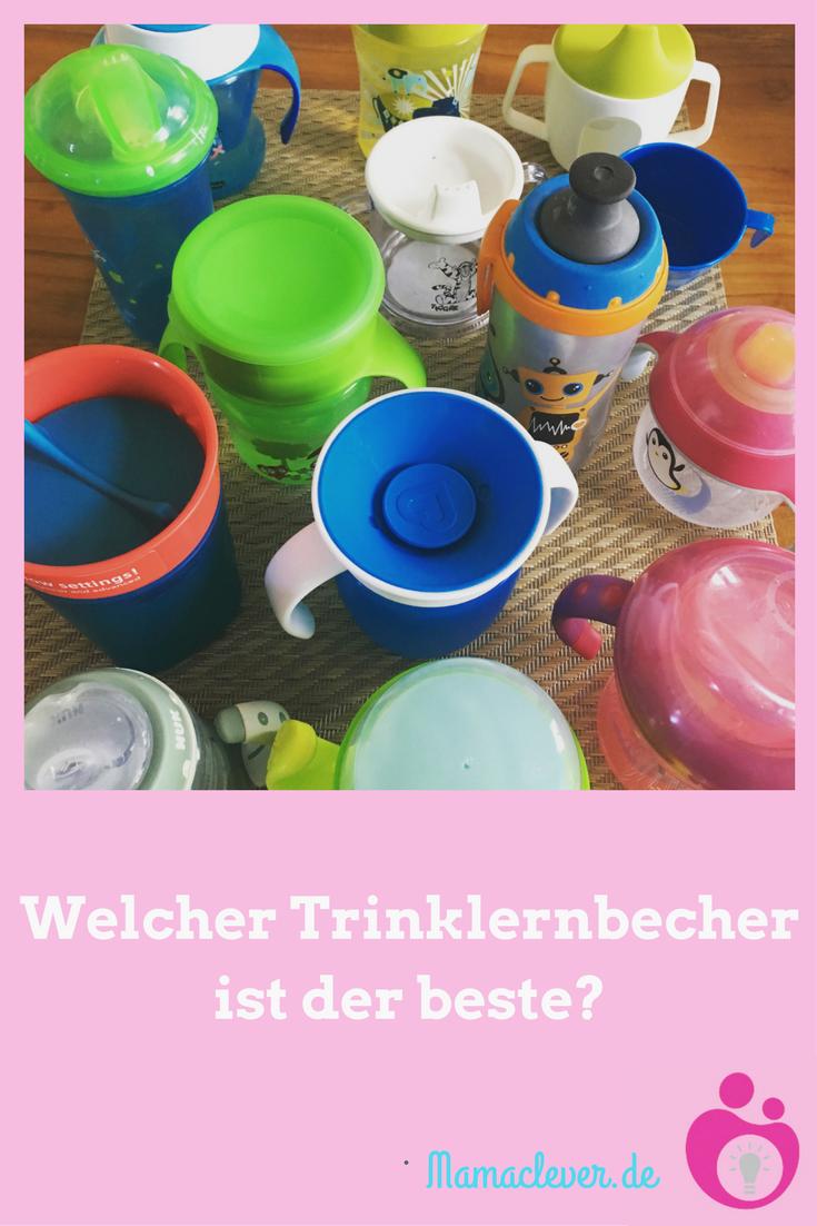 Welcher Trinklernbecher ist der beste?   Mamaclever.de