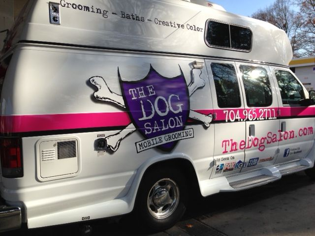 Mobile Grooming Mobile Pet Grooming Dog Salon