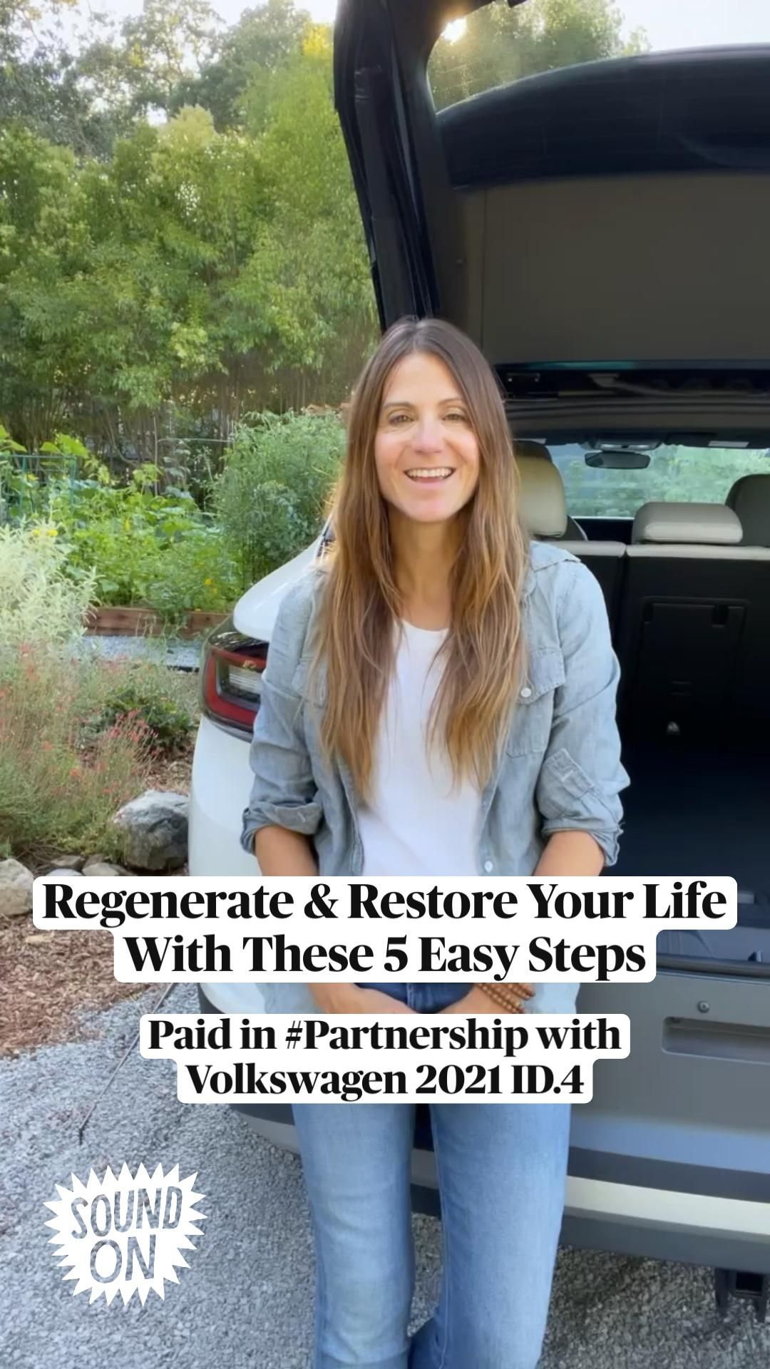 Regenerate & Restore Your Life With these 5 Easy Steps
